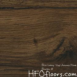 Bliss Luxury Vinyl Avenues Plank - Bliss Luxury Vinyl Avenues Plank, Bourbon. Available at HFOfloors.com.