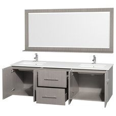 Contemporary Bathroom Vanities And Sink Consoles by Bathroom Trends