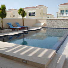 Contemporary  by Grosvenor Pools
