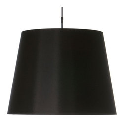 Moooi - Hang Pendant Light, Black - Features: