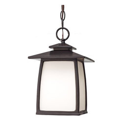 Murray Feiss - Murray Feiss Wright House Transitional Outdoor Hanging Light X-BRO1158LO - Murray Feiss Wright House Transitional Outdoor Hanging Light X-BRO1158LO