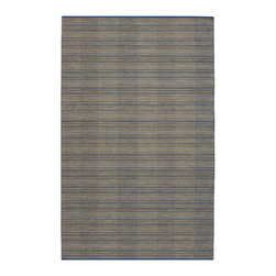 Couristan - Nature'S Elements Water Rug 7109/0021 - 2' x 3' - These eco-friendly, flatwoven area rugs will add the perfect casual design element to any interior in the home. Their rustic, mellow aesthetic has been designed to add new life to interiors that are themed around artisan-crafted decor. Perfect for casual dens to inspired sunrooms these lightweight and versatile area rugs can be used in a multitude of spaces as subtle accent pieces.