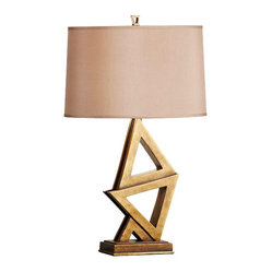Firenze Gold Lamp