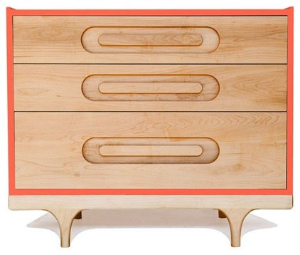 Modern Kids Dressers And Armoires by Kalon Studios