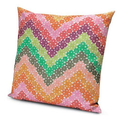 Missoni Home - Missoni Home | Onley Outdoor Pillow 32x32 - Design by Rosita Missoni, 2013.