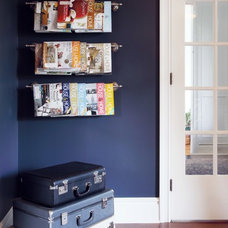 Transitional Home Office by Shift Interiors