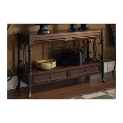 Dixie Sofa Table - Living Spaces