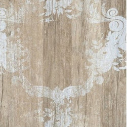 BN Wallcoverings - Tan Silver Damask Serenity Wallpaper - Double Roll - Tan Silver Damask Serenity Wallpaper is unpasted and has 22 inches pattern repeat. Collection name: Naturale Size of each double roll is 21 inches x 33 feet. Each double roll covers about 57. 75 square feet / 5. 36 square meters. Made in Europe.