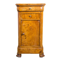 French Antique Louis Philippe Period Side Table - The HighBoy, Lolo French Antiques et More