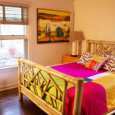 Eclectic Bedroom by SLIC Interiors