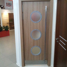 Modern Interior Doors by Sapeli Doors (Canada)
