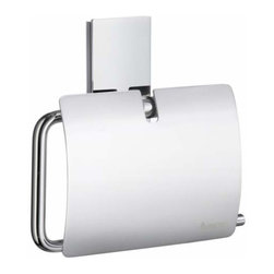 Smedbo - Smedbo Pool Toilet Roll Holder With Lid - Smedbo Pool Toilet Roll Holder With Lid
