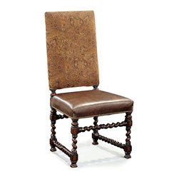 Ambella Home - New Ambella Home Side Chair Nottingham - Product Details