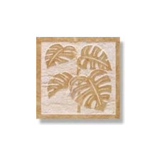 Tropical Tile by Antiquestone, Inc./DBA StoneArt