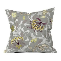 DENY Designs Sabine Reinhart Park Lane Outdoor Throw Pillow