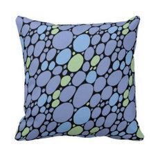 Modern Decorative Pillows by Spugnardi Design