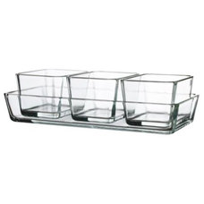 Contemporary Serving Dishes And Platters by IKEA