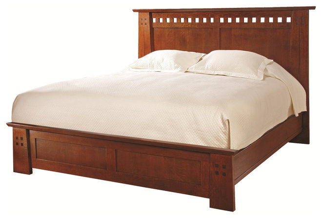 Craftsman Beds by Stickley Furniture