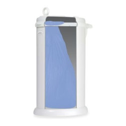 Ubbi - Ubbi Diaper Pail Plastic Bags - You can use any regular tall kitchen bag for the Ubbi Diaper Pail, however specially designed Ubbi refills bags are available. These refill bags are biodegradable, which means that the plastic has a bio-resin additive within it.