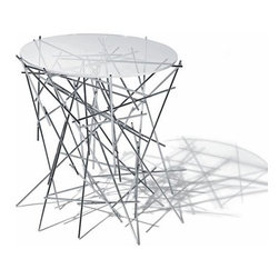 Alessi - Alessi   Blow Up Small Table - Design by Fratelli Campana, 2006.