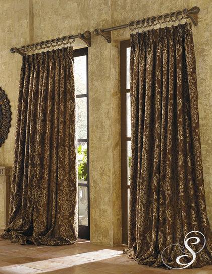 Mediterranean Curtains by Softline Home Fashions