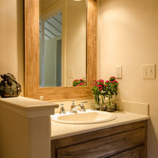 Traditional Bathroom by Tahoe Real Estate Photography