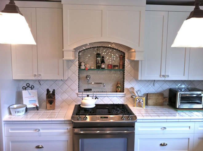 Traditional Kitchen by John Whipple - By Any Design ltd.