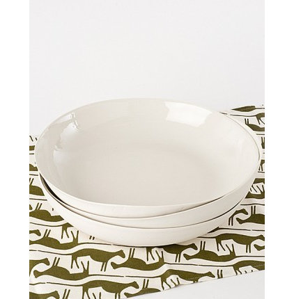 Modern Dining Bowls by Cube Marketplace
