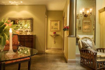 Traditional Hall by Terrat Elms Interior Design
