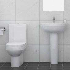 Modern Toilets by Taps and Showers Direct Ltd