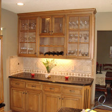 Traditional Kitchen Cabinetry by Perfect Wood Solutions