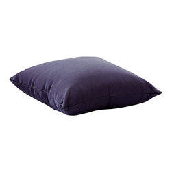 ZUO - Zuo Stackable Laguna Outdoor Pillow in Gray - Finally an outdoor pillow you can fall in love with. Plump and colorful, the rainbow of color choices will make your outdoor decor dazzle. Made of water resistant covers and foam, say goodbye to the mildew cushions you dreaded digging out of the garage, and hello to sunny, soft all weather pillows.