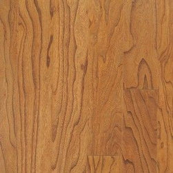 """Desoto Elm - Desoto Elm by Artisan Floors, features premium-grade wide-plank (5"""") engineered flooring with an Elm veneer, sporting a Tigris-like pattern with a polished finish."""