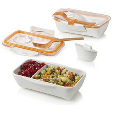 contemporary food containers and storage by black-blum