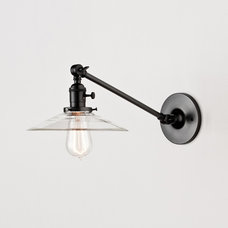 traditional wall sconces by Schoolhouse Electric