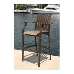 Some outdoor stools we offer - Island Breeze