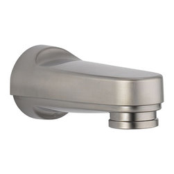 Delta Tub Spout - Pull-Down Diverter - RP17453SS - Designed exclusively for Delta faucets.