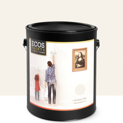 Imperial Paints - Eggshell Wall Paint, Gallon Can, Matron of Honor - Overview: