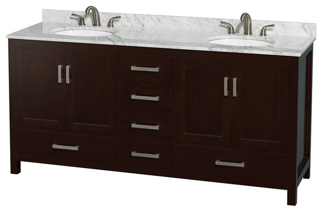 Modern Bathroom Vanities And Sink Consoles by Luxvanity