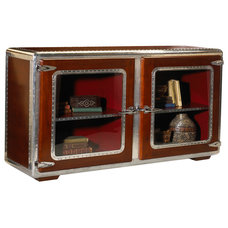 Traditional Storage Units And Cabinets by French Heritage