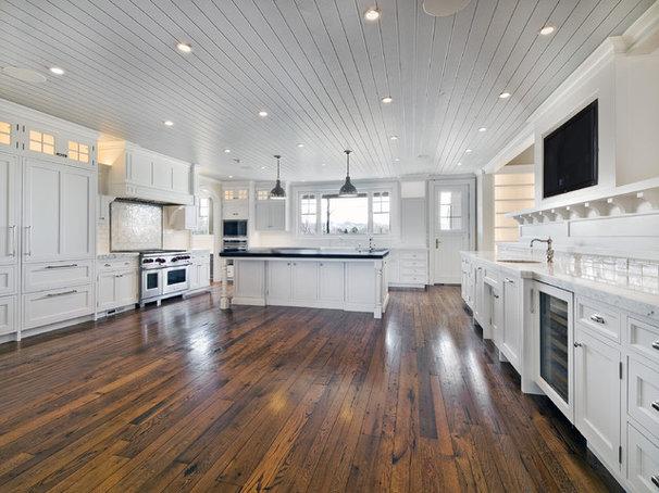 Traditional Hardwood Flooring Reclaimed Flooring