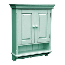 EuroLux Home - New Cabinet Blue French Country Painted - Product Details
