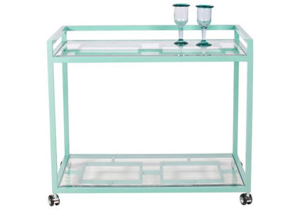 contemporary bar carts by Furbish