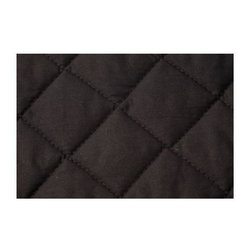 Leggett/Platt Fashion Bed - Quilted Coverlet in Black (Twin) - Choose Size: TwinFitted bottom corners. Twin and full size accommodates mattresses up to 9 in. thick. King size accommodates mattresses up to 13 in. thick. Ideal for bunk beds, captain bed and platform beds. Made from 100% premium cotton