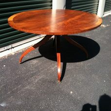 Dining Tables by Unique Pieces In Time by Chris Marone