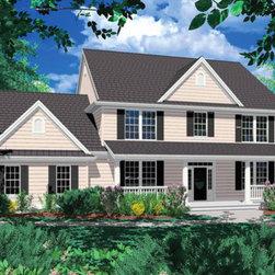House Plan 48-183 -