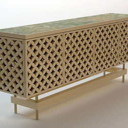 Capcana Buffet - Custom sizes and finishes available. Please contact us for pricing and options available.