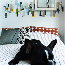 Eclectic Bedroom by AMMOR Architecture LLP