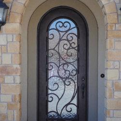 Iron Doors -