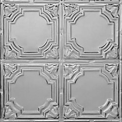 Decorative Ceiling Tiles - Stained Glass - Aluminum Ceiling Tile - #1207 - Find copper, tin, aluminum and more styles of real metal ceiling tiles at affordable prices . We carry a huge selection and are always adding new style to our inventory.